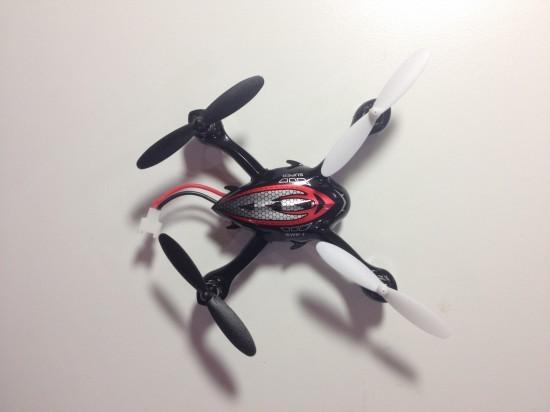 多軸無人飛機很複雜?拆完這台四軸飛行器你就知道有多簡單