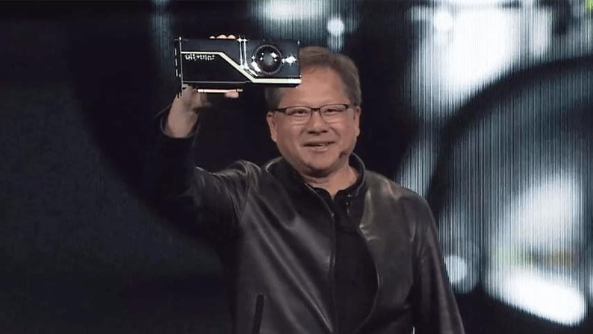 Nvidia 顯卡 圖靈 光影追蹤