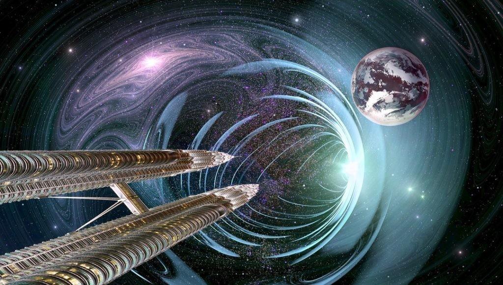 跑得比光速快,就能回到過去?科學家用黑洞解答「時空旅行」的最新真相