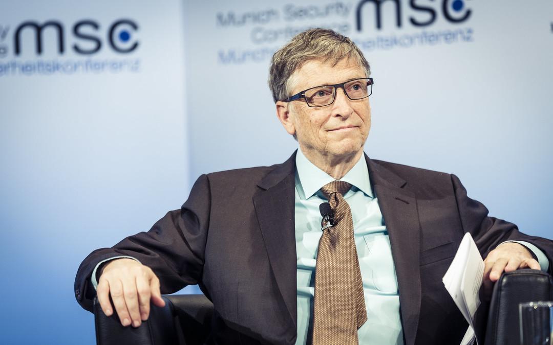 Bill Gates oppose bitcoin