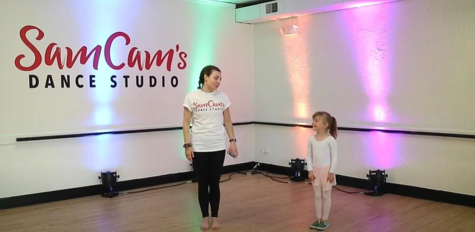 Dance, studio, homeschooling