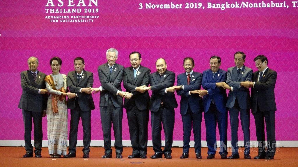 第35屆東南亞國家協會高峰會及相關會議。