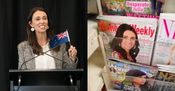 【是總理還是模特兒】女總理花太多時間拍照!紐西蘭發起 #TurnAdern 運動,把總理照片翻到背面