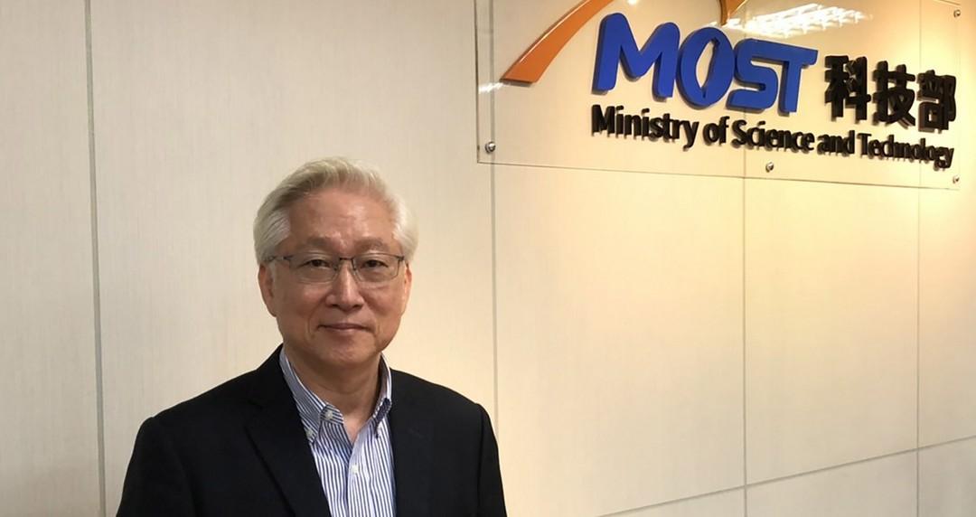 科技部長吳政忠表示「數位發展部」將是獨立機關