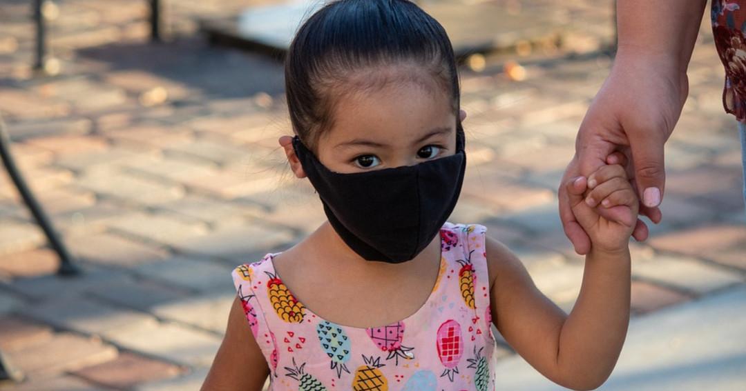 兒童感染新冠病毒,有無新冠疫苗
